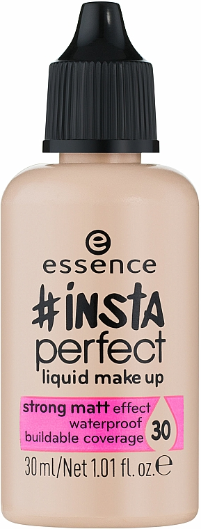 Fondotinta - Essence Insta Perfect Liquid Make Up
