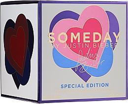 Profumi e cosmetici Justin Bieber Someday Special Edition - Eau de Toilette