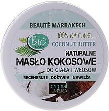 Profumi e cosmetici Burro di cocco naturale per corpo e capelli - Beaute Marrakech Coconut Butter