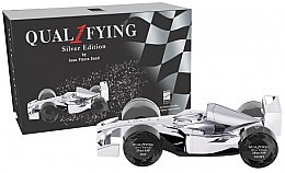 Profumi e cosmetici Jean-Pierre Sand Qualifying Silver Edition - Eau de Parfum