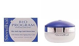 Profumi e cosmetici Crema viso da giorno - Stendhal Bio Program Bio Anti-Age Anti-Stress Jour