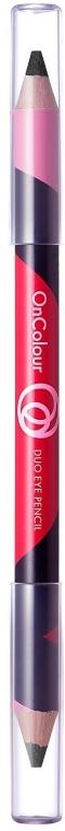 Eyeliner doppio - Oriflame On Color Duo Eye Pencil
