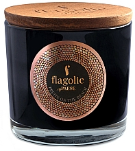 """Profumi e cosmetici Candela profumata in bicchiere """"Fruit on the Beach"""" - Flagolie Fragranced Candle Fruits On The Beach"""
