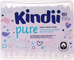 Profumi e cosmetici Bastoncini di cotone per bambini - Cleanic Kids Care Cotton Buds