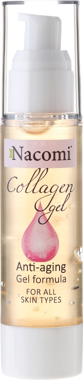 Gel anti-età - Nacomi Collagen Gel Anti-aging