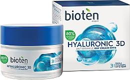 Profumi e cosmetici Crema antirughe SPF 15, 35+, da giorno - Bioten SHyaluronic 3D SPF 15