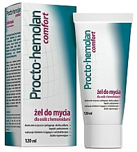 Profumi e cosmetici Gel detergente per emorroidi - Aflofarm Procto-Hemolan Comfort Cleaning Gel