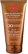 Profumi e cosmetici Crema solare antietà per viso e décolleté - Pupa Anti-Aging Sunscreen Cream SPF 30