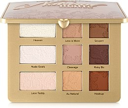 Profumi e cosmetici Palette ombretti - Too Faced Natural Matte Neutral Eye Shadow Collection 2018