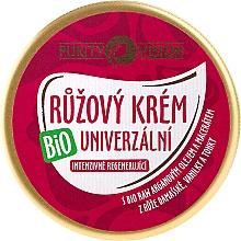 Profumi e cosmetici Crema viso idratante e rivitalizzante - Purity Vision Rose Cream
