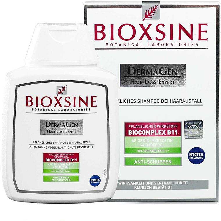 Shampoo anticaduta e antiforfora - Biota Bioxsine Dermagen Anti-Hair Loss Herbal Shampoo Anti-Dandruff