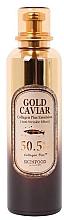Profumi e cosmetici Emulsione viso - SkinFood Gold Caviar Collagen Plus Emulsion