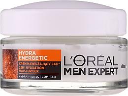 Crema viso idrazione intensa - L'Oreal Paris Men Expert Hydra 24h Face Cream — foto N2