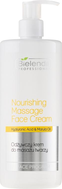 Crema viso nutriente - Bielenda Professional Face Program Nourishing Massage Face Cream