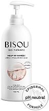 Profumi e cosmetici Crema-balsamo mani, idratante e protettiva - Bisou Bio-Therape Help My Hands