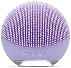 Profumi e cosmetici Pennello compatto per la pulizia del viso - Foreo Luna Go For Sensitive Skin