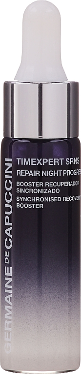 Siero-booster viso rivitalizzante - Germaine de Capuccini Repair Night Progress (mini)