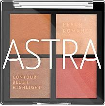 Profumi e cosmetici Palette trucco - Astra Make-up The Romance Palette