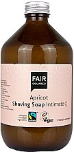 Profumi e cosmetici Sapone da barba - Fair Squared Apricot Shaving Soap Intimate