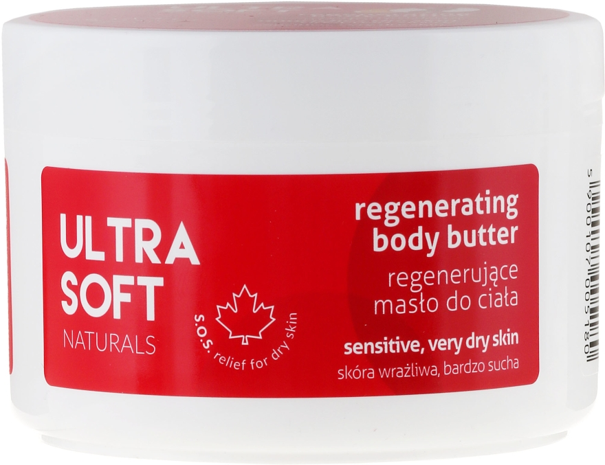 Burro corpo rigenerante - Ultra Soft Naturals Regenerating Body Butter