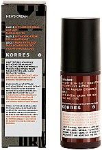Profumi e cosmetici Crema viso e contorno occhi anti-età, per uomo - Korres Maple Anti-Ageing Face Cream