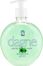 """Profumi e cosmetici Sapone liquido """"Tè verde"""" - Seal Cosmetics Dagne Liquid Soap"""