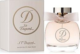 Profumi e cosmetici S.T. Dupont So Dupont Pour Femme - Eau de toilette