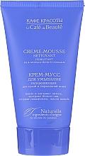 Profumi e cosmetici Crema-mousse detergente per pelli secche e normali - Le Cafe de Beaute Hydratant Cream-Mousse