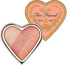 Profumi e cosmetici Blush - Too Faced Sweethearts Perfect Flush Blush