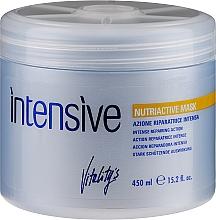 Profumi e cosmetici Maschera nutriente per capelli secchi e danneggiati - Vitality's Intensive Nutriactive Mask
