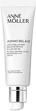 Profumi e cosmetici Fluido viso antietà - Anne Moller Concealers & Correctors Anti-pollution Regenerative Fluid Spf30