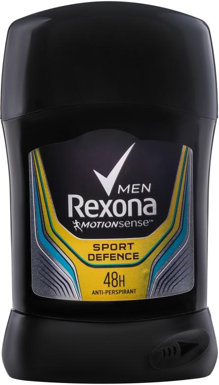 "Deodorante stick uomo ""Sport Defence"" - Rexona Deodorant Stick"