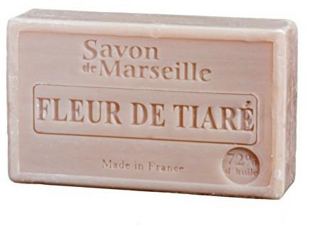 """Sapone naturale """"Fiori di tiara"""" - Le Chatelard 1802 Flowers Tiara Soap — foto N1"""