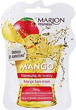 "Profumi e cosmetici Maschera viso ""Mango"" - Marion Fit & Fresh Mango Face Mask"