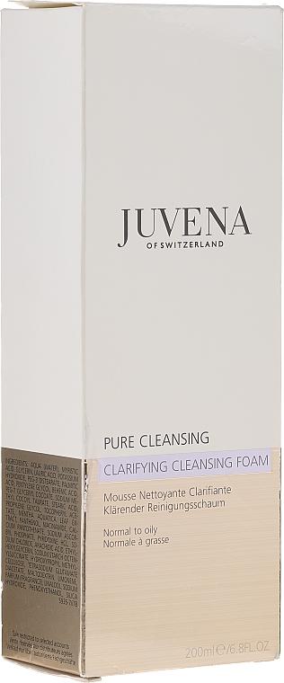 Schiuma detergente viso - Juvena Pure Cleansing Clarifying Cleansing Foam — foto N2