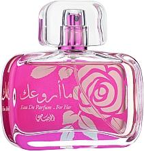 Profumi e cosmetici Rasasi Maa Arwaak - Eau de parfum