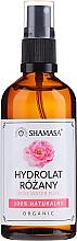 Profumi e cosmetici Acqua di rose naturale - Shamasa Rose Water
