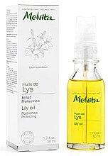 Profumi e cosmetici Olio di giglio per viso - Melvita Huiles De Beaute Lily Oil