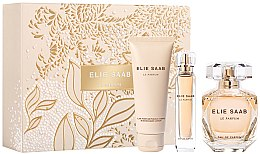 Profumi e cosmetici Elie Saab Le Parfum - Set (edp/90ml + edp/10ml + b/lot/75ml)