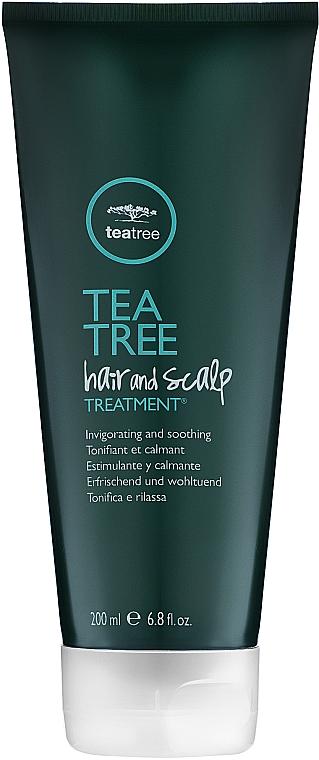 Trattamento per cuoio capelluto e capelli a base di estratto di melaleuca - Paul Mitchell Tea Tree Hair & Scalp Treatment — foto N1