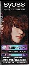Profumi e cosmetici Tinta per capelli - Syoss Trending Now
