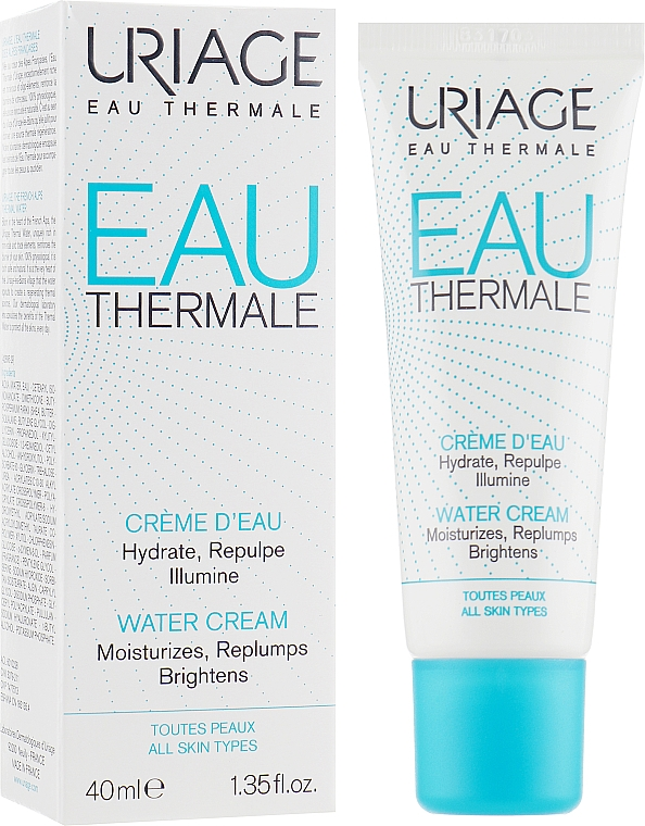 Crema viso schiarente, idratante e nutriente - Uriage Eau Thermale Water Cream