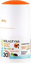 Profumi e cosmetici Protezione solare roll-on per bambini - Kolastyna Suncare for Kids Roll-on SPF 30