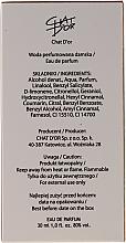 Chat D'or Chat D'or Mariabella - Eau de Parfum — foto N2