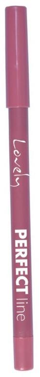 Matita per labbra - Lovely Perfect Line Lip Pencil
