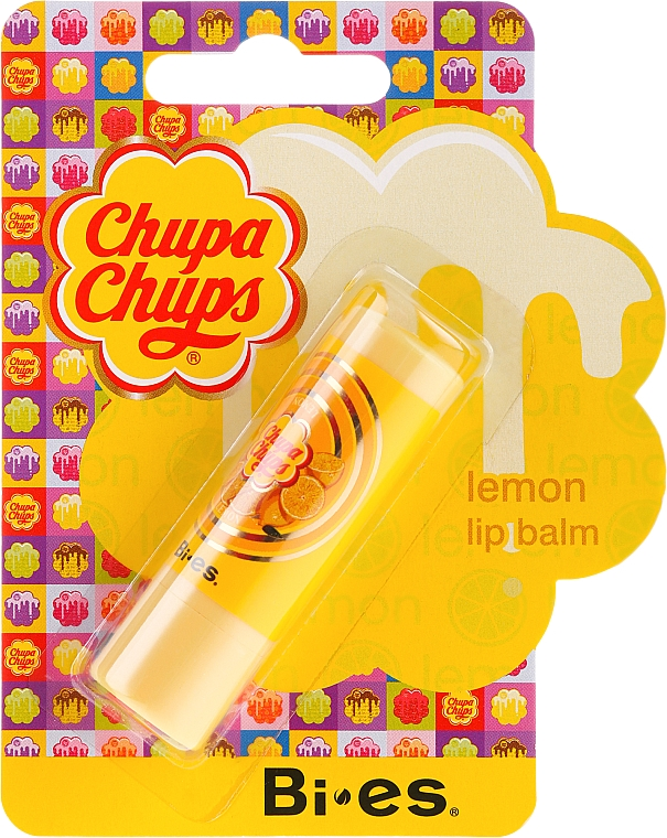 Balsamo per le labbra - Bi-es Chupa Chups Lemon