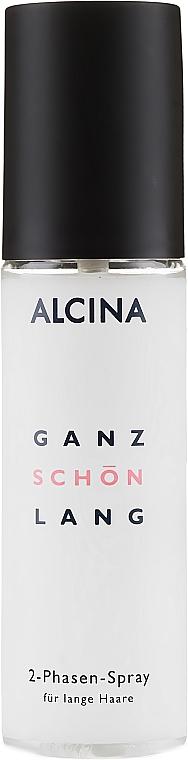Spray bifasico per capelli lunghi - Alcina Ganz Schon Lang 2-Phasen-Spray