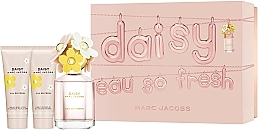Profumi e cosmetici Marc Jacobs Daisy Eau So Fresh - Set (edt/75ml + b/lot/75ml + sh/gel/75ml)