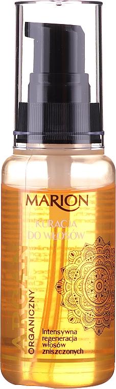 Trattamento capelli all'olio di argan - Marion Hair Treatment With Argan Oil