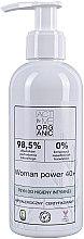 Profumi e cosmetici Lozione per l'igiene intima - Active Organic Active Woman 40+